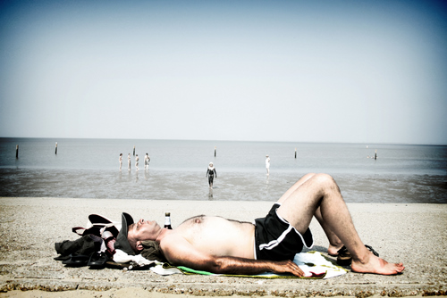 Sonnenbad